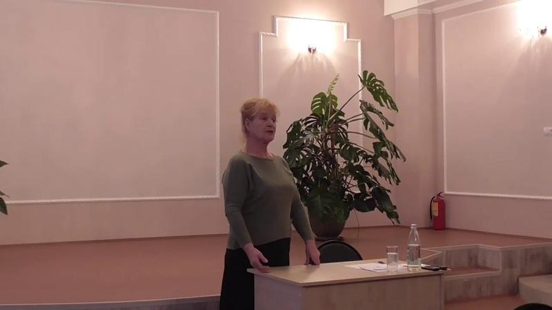 Татьяна Воробьева о воспитании детей Дивеево