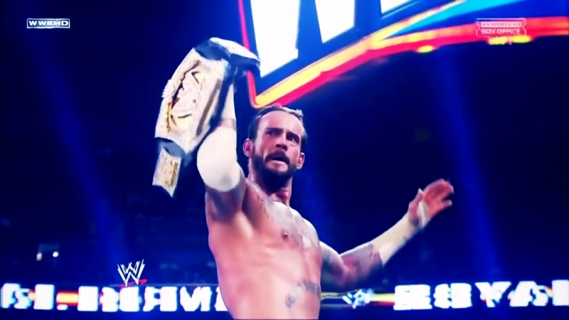 CM Punk - History of Best In The World