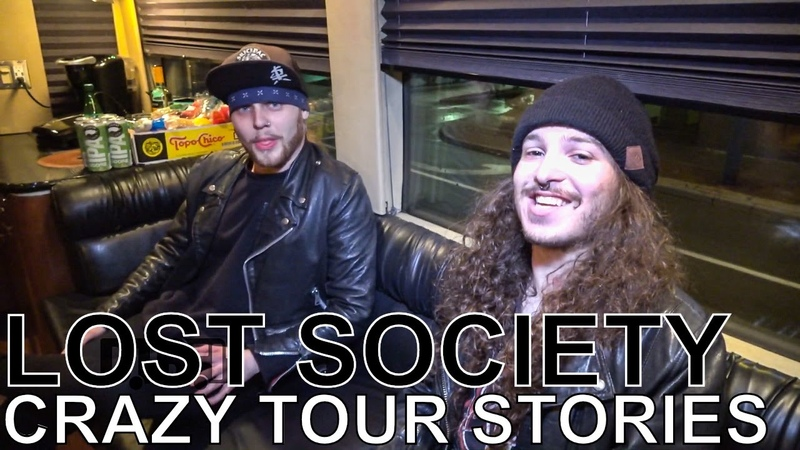 Lost Society - CRAZY TOUR STORIES Ep. 606