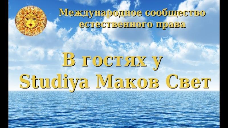 186 В гостях у Studiya Маков Свет
