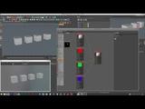 C4D Octane Render Tip #1 - Blend material with Octane Instance ID