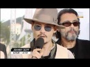 Cannes POTC 4 Interview