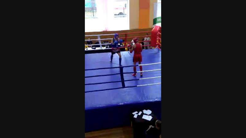 Никита Кияров финальный бой