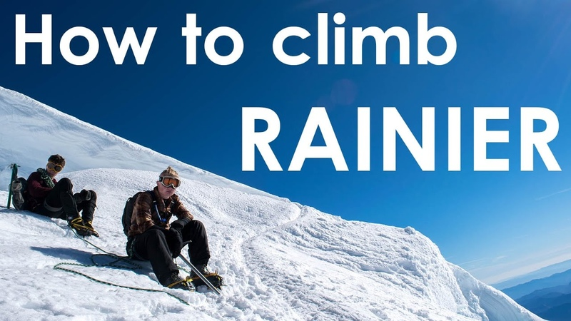 Climbing Mount Rainier without a guide   1Lifeonearth