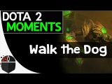 Dota 2 Moments - Walk the Dog