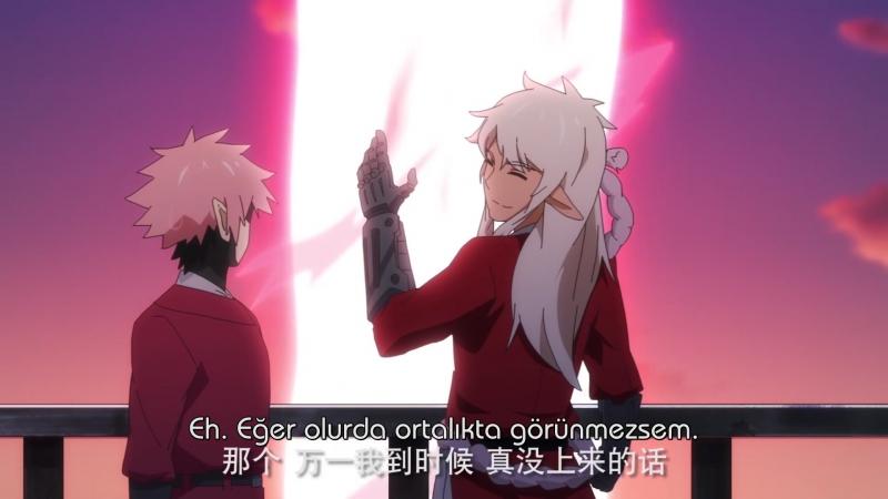 [OrigamiSubs] Hei Bai Wu Shuang - [Birinci Sezon Film Halinde][1080P]