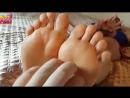 PETRA FOOT TICKLING 6