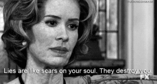 Ahs Quotes Stunning Ahs Quotes On QuotesTopics