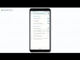 Rozetka.ua Android P обзор 9 обновлений системы на Google Pixel 2XL