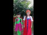Ангелина Рыбылка и Софья Филатова