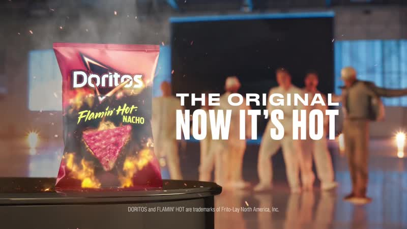 Doritos® | Chance the Rapper x Backstreet Boys Super Bowl