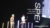 도경수 (Do Kyungsoo) X 배주현 (Irene) - SMTOWN 150726 Kyungrene Moment