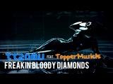 Rihanna vs Nicki Minaj vs French Montana - Freakin Bloody Diamonds (Feat. TopperMusic15)