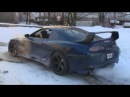 Mariano's 1350whp Supra is a little salty...