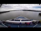 Panama Canal Crossing. Carnival Splendor 18012018