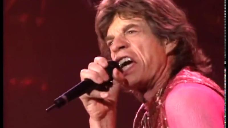 The Rolling Stones / Bridges to Babylon Live 1998