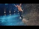 Шоу под дождем. Театр танца Искушение