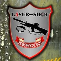 Логотип Лазертаг в Новомосковске и Тульской области