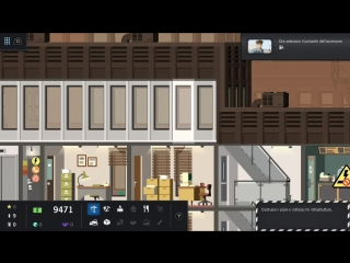 Project Highrise: Architect's Edition - 19 минут геймплея (Nintendo Switch)