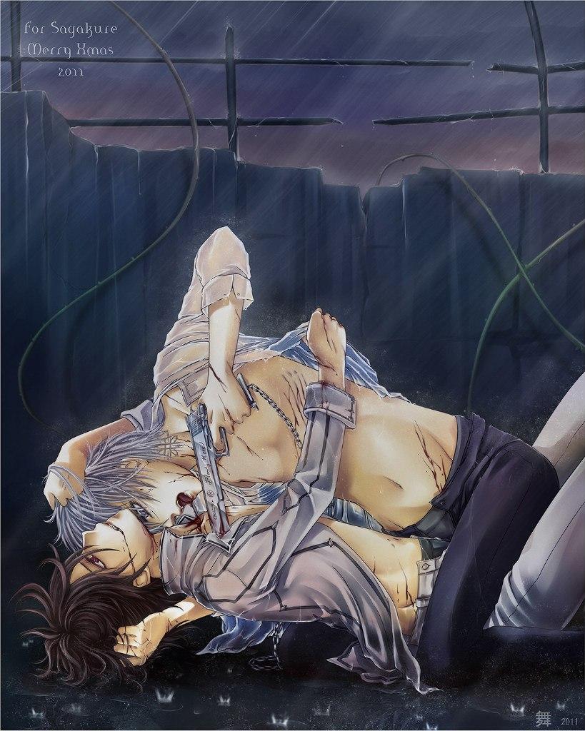 Vampire knight pics sex porn image