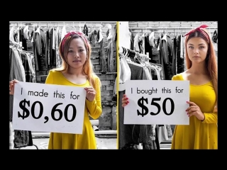 Fast Freakin' Fashion: The Truth about the Clothing Industry - Part 1 (DominiquePC)