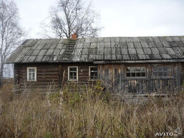 Дом 50 м бревно на участке 14 сот 80 км