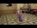 Фестиваль Арабского танца Восточная Краса. Давыдова Ольга. Классика