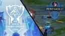 Kai'sa pentakill by Renyu [2018 World Championship]   League of Legends