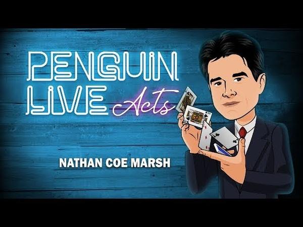 Nathan Coe Marsh LIVE ACT (Penguin LIVE)