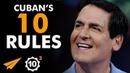JUST GO Ready Fire Aim Mark Cuban Top 10 Rules