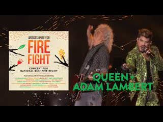 Sonymusicau released artists unite for fire fight concert