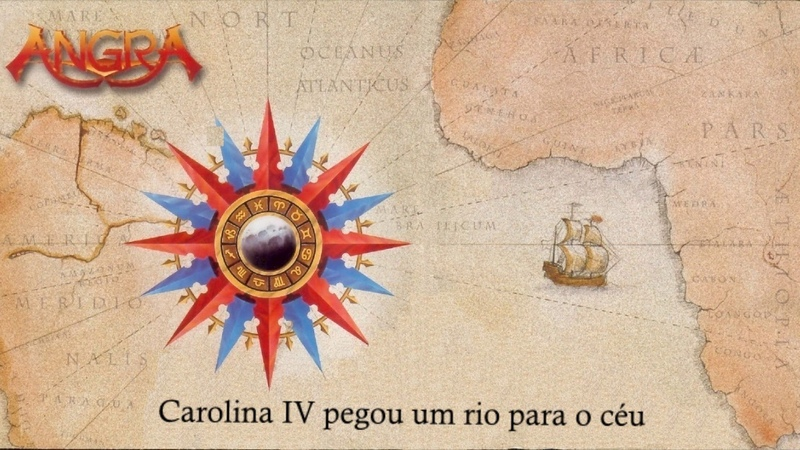 Angra - Carolina IV Legendada (PT-BR)