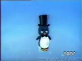lil penguin cryin ice cubes