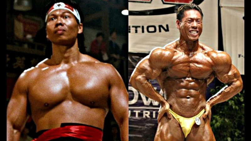 Could Bolo Yeung have been a Bodybuilder
