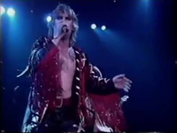 OZZY OZBOURNE HEAVY METAL NIGHT 1983 DORTMUND FESTIVAL PART 5