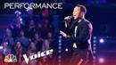 "John Legend Performs ""Preach"" Live - The Voice Cross Battles 2019"