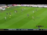 Фиорентина - Аталанта 2:0 (Обзор матча)