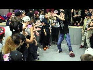 Kid Hatplayer | Boys 1x1 - round 5 | REALM UKRAINE 2014