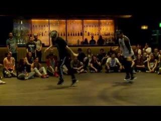 Justin Timberlake's Tänzer