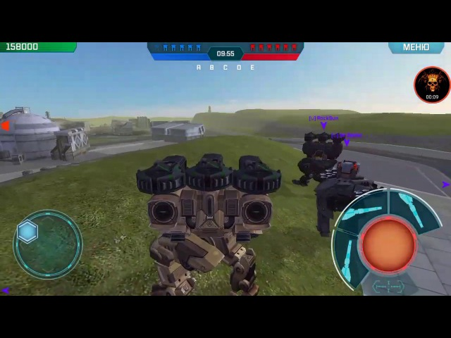 Bad Company VS Albayrak random battle WWR