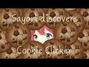 Sayori discovers Cookie Clicker
