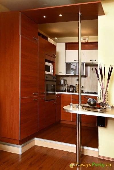 Кухонная зона (1 фото) - картинка