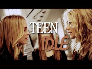 Teen idle. (Cordelia Foxx&Misty Day)