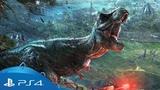 Jurassic World Evolution Launch Trailer PS4