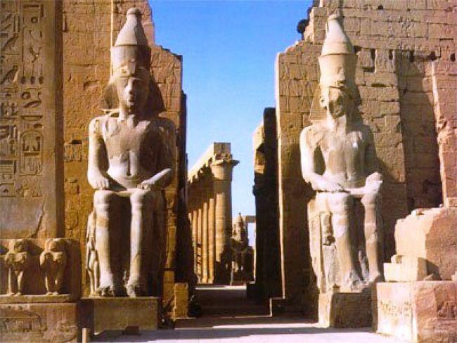 Долина фараонов (г. Луксор)