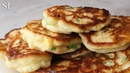 Ленивые Пирожки с луком и яйцом! Нежные и Вкусные! 10 минут и готово! Рецепт!
