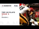 Top 10 plays from week 3 | UFL Season 1 | Madden NFL 19
