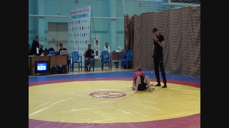 Дрокин Яросляв 2 бой