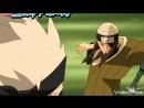 Kakashi usando Kubikiribōchō de zabuza Los 2 ninjas asesinos de la niebla quieren de regreso la espada subtitulo parodia