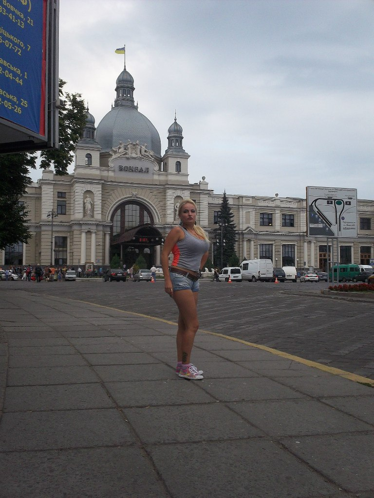 Елена Руденко.Украина. Львов. Лето 2012. ( фото ) NY4OKeAw_EI